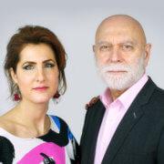 Noémie Kleiber et Dr. Robert Larsonneur